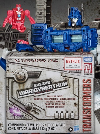 $34.99 WFC Trilogy Leader Ultra Magnus - Save 30%