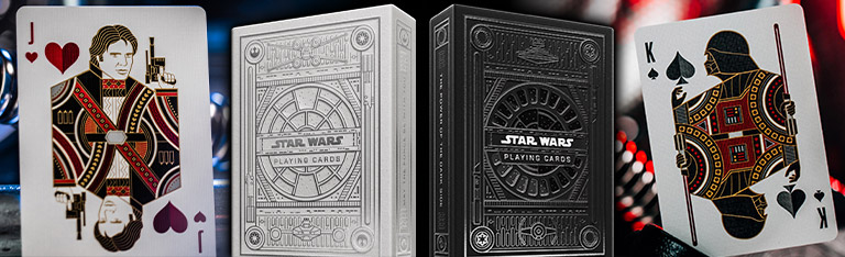 Star Wars Light & Dark Side Special Edition Playing Cards