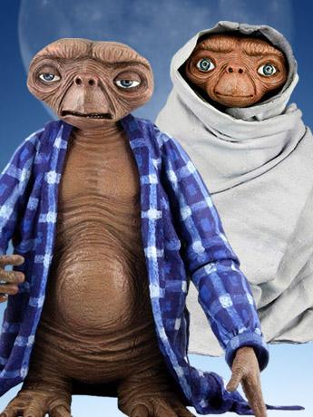 E.T. 30th Anniversary Series 2 Figures