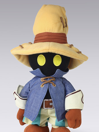 Final Fantasy IX Vivi Action Doll